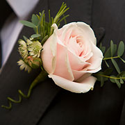 Paperwhite Flowers buttonholes and corsages