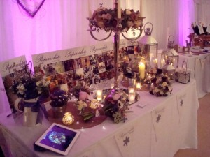 The Priory Cottages Wedding Fair 2014